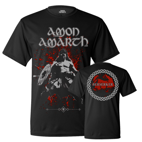T-Shirt - Berserker Blood