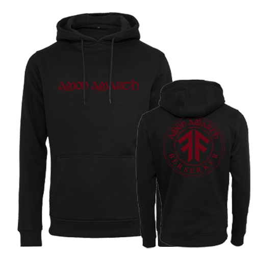 Hooded Sweater - Berserker Circle
