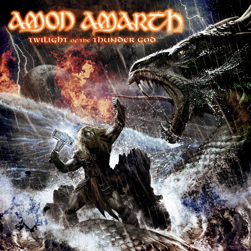 CD - Twilight Of The Thunder God