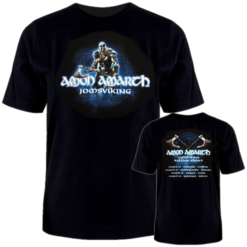 T-Shirt - Jomsviking - Release Shows