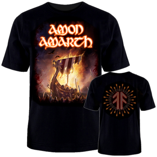 T-Shirt - One Thousand Burning Arrows